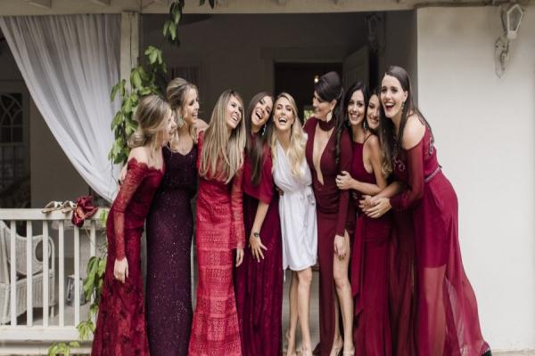 Vestido: Madrinha de Casamento