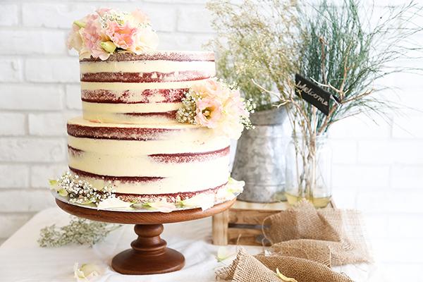 Bolo de casamento – um detalhe a mais para o seu evento dos sonhos!